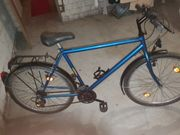 fahrrad herren 26z18g wie neu