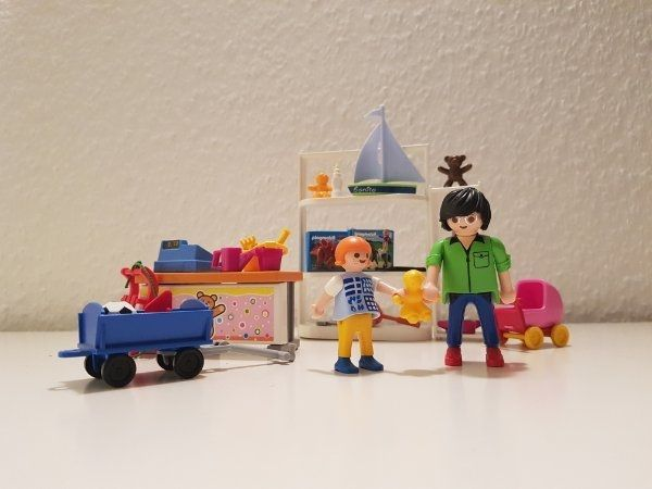 Playmobil City Life Spielzeugshop