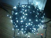 LED Christbaum Lichterkette Lang mit