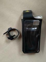 Schutzhülle mit Fahrradhalterung für Handys