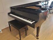 Kawai KG-2A Ebony Satin Klavier -