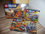 Lego Nexo Knights 3x Set