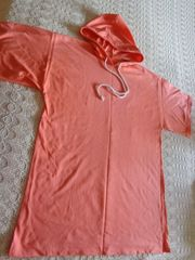 Vintage Kapuzenshirt Hoodie Shirt Longshirt