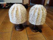 Nachttischlampen 2 Stück