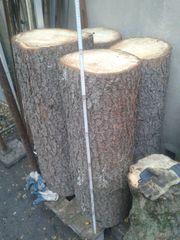 Tanne 50x110cm Tannenholz Drechselholz Schnitzholz