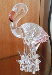 Swarovski Flamingo mit Originalverpackung