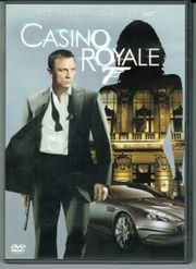 DVD James Bond - Casino Royale