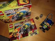 Lego Power Miner 8188
