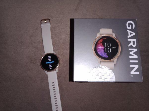 Garmin Smartwatch venu rosegold