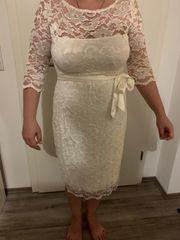Abend Brautkleid Umstandsmode