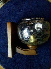 3 dekorative edle Lampen - rustikal