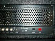 Gitarrenverstärker Vollröhre 100 Watt Topteil