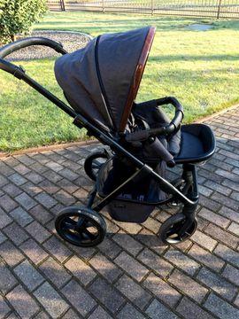 Kinderwagen - gebrauchter Kinderwagen abzugeben