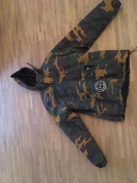 Herrenbekleidung - GRIMEY Wear Wendejacke Herren Camouflage