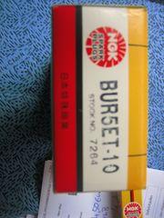Zündkerzen BUR5ET-10