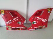 Ducati Rennverkleidung Seitenteile