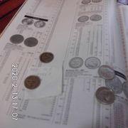 50 Pfennig 1977 Kompletter Satz