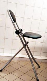 Sitzhilfe - Bügelstuhl - Hochstuhl
