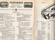 Telefunken Gavotte 9 Dacapo 9