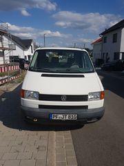 VW Pritschenwagen