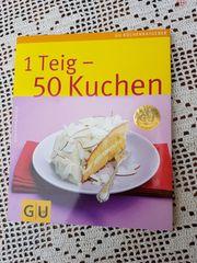 Neuwertiges modernes Backbuch 1 Teig -