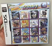 Pokemon DS spiele für den