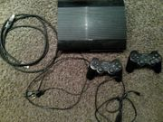 PS 3 mit 2 Controller