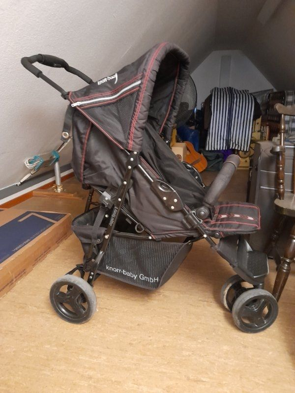 Knorr-Baby dreirad Buggy