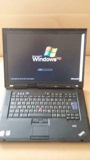 Notebook Lenovo TinkPad R61 15