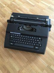 Elektrische Reise- Schreibmaschine PRIVILEG electric