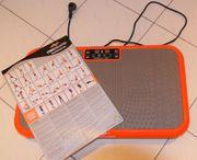 VibroShaper - Ganzkörper - Fitnessgerät - Vibrationsplatte