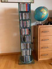 CD - Ständer CD - Regal aus