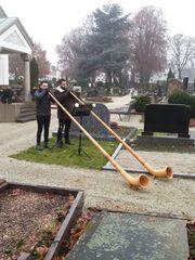 Würdevolle Trauermusik Beerdigung Trauer verschiedene