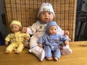 drei Chou-Chou Puppen von Zapf