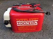 Original Honda Bootstank