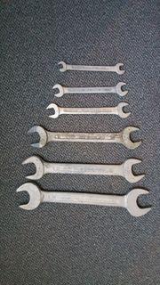 Diverse Drop Forged Steel Maulschlüssel