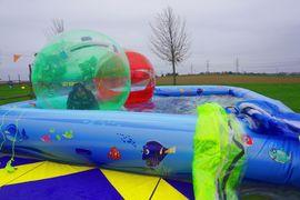 Bild 4 - Water-Walking-Ball Anlage Schausteller für Volksfest - Ludwigsburg Ost