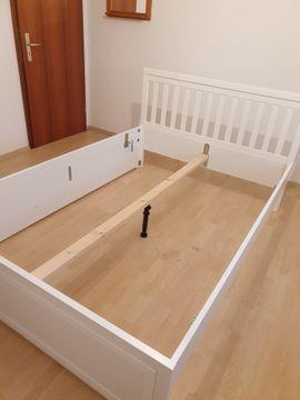 Betten - Bett 140 x 200 Sprossenbett