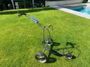 Golf Trolley Golfcart PG-Powergolf TitanCad