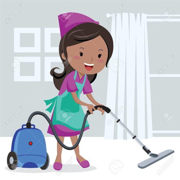 Putzfrau Putzhilfe Haushaltshilfe Reinigungskraft Putzfre
