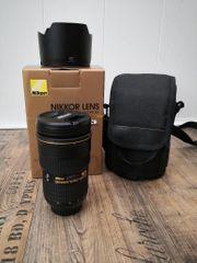 Nikon Objektiv AF-S NIKKOR 24-70mm