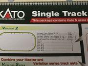 Kato Spur N Gleis-Set V2