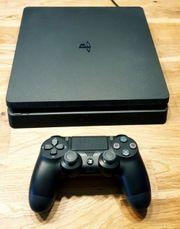 Sony PS4 Slim 500GB mit