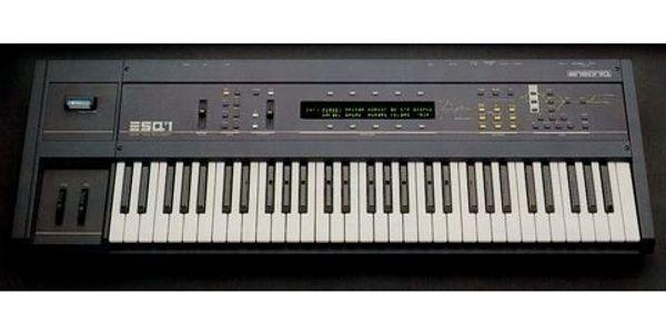 Ensoniq ESQ 1 Synthesizer-Workstation