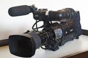JVC GY-HM700E ProHD Canon Optik