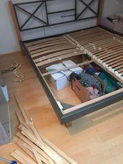 Doppelbett mit Lattenrost Maße ca