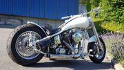 Custom Bike wie Harley Davidson