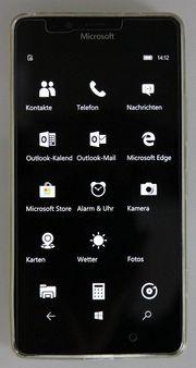Smartphone Microsoft Lumia 950 - weiß