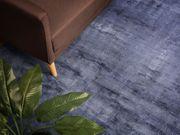 Teppich marineblau 80 x 150
