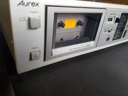 Cassettendeck Aurex vom Toshiba PC-G2